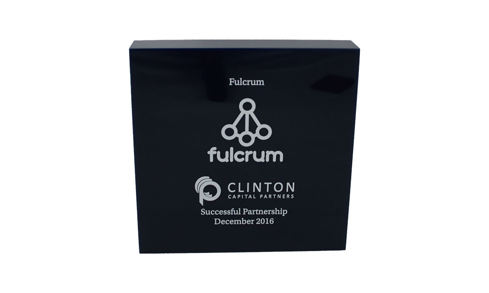 Fulcrum-Clinton Capital Partners Partnership Memento