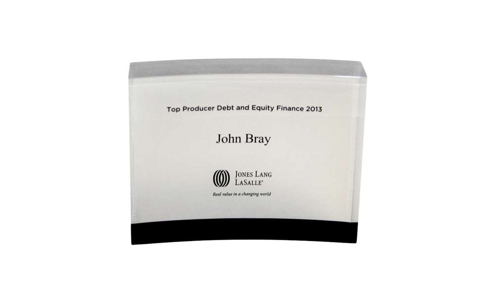 JLL Employee Recognition Award