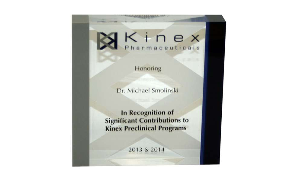 Preclinical Program Recognition Award