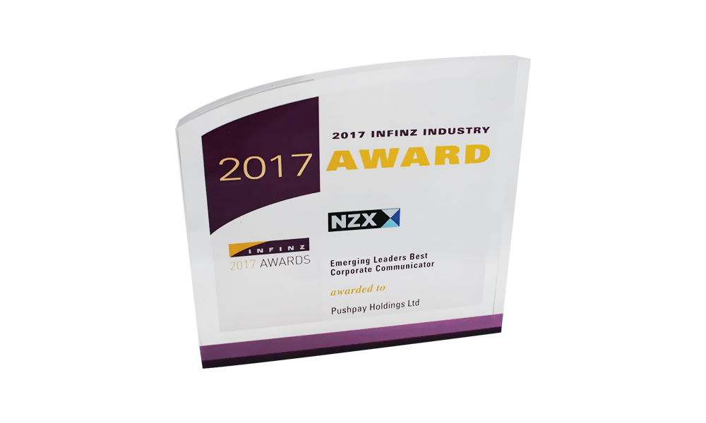 Infinz Industry Team Award
