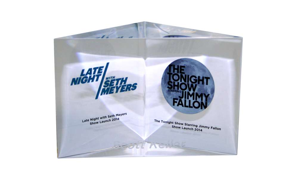 The Tonight Show/Late Night Launch Commemorative