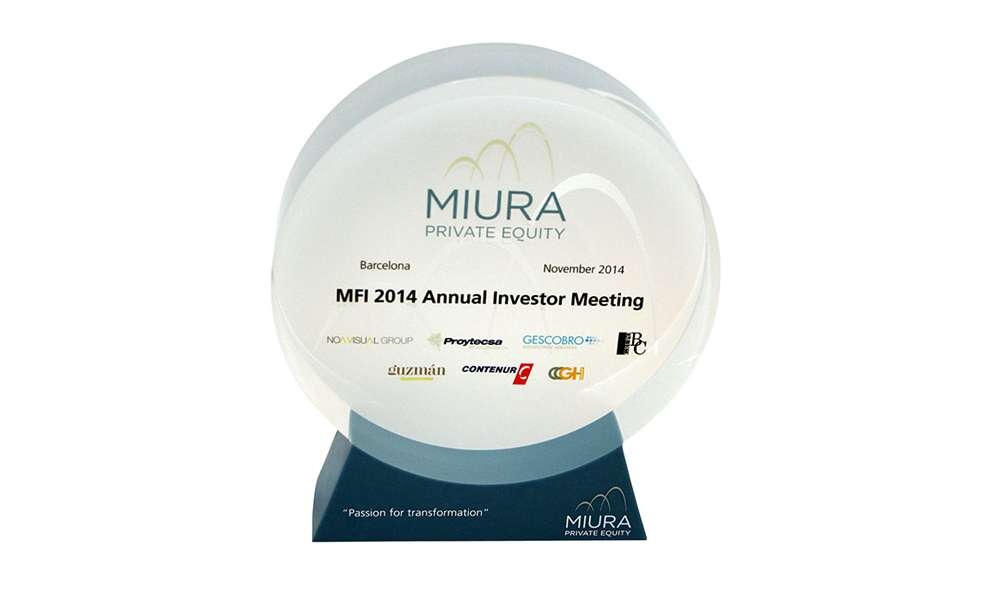 Miura Investor Conference Speaker