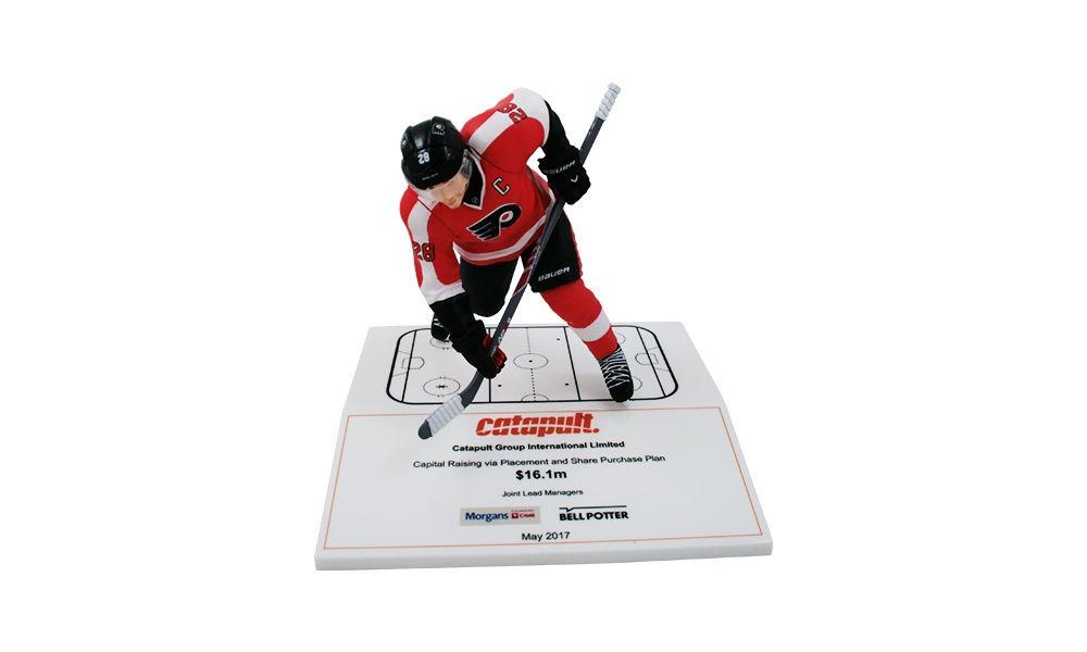 Hockey-Themed Deal Toy