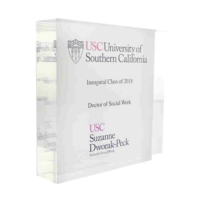 University of Southern California (USC) Recognition Award