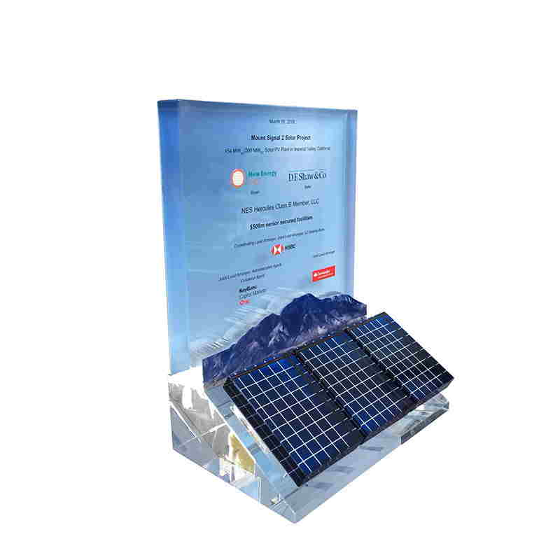 Solar Energy Industry Deal Toy