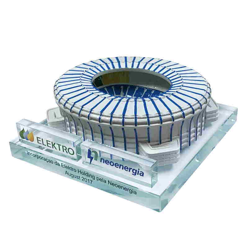 Custom Resin Stadium Replica