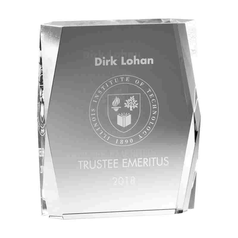 Crystal Trustee Recognition Award