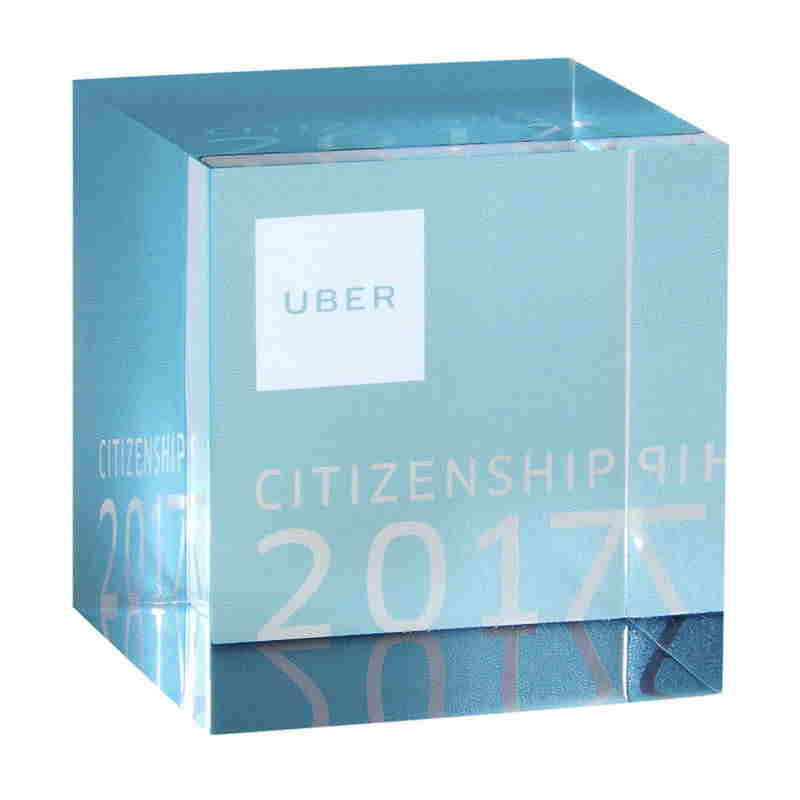 Uber Employee Recognition Award