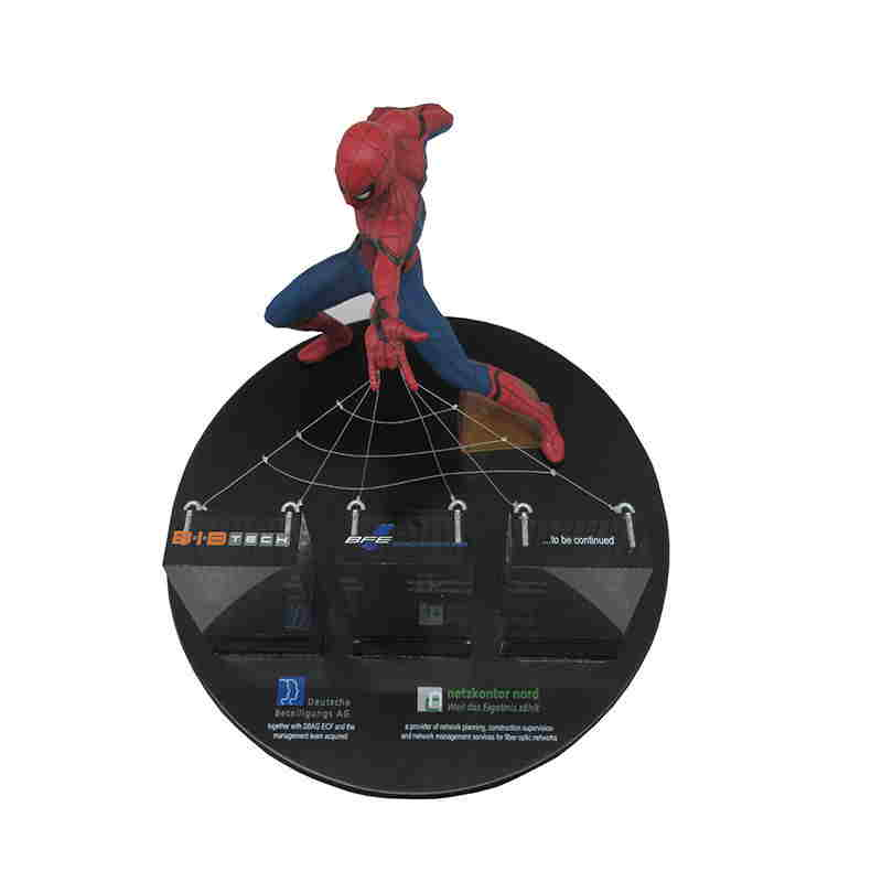 "Spiderman-Themed ""Web"" Deal Toy"