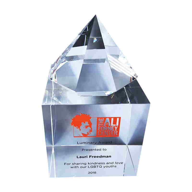 Ali Forney Crystal Luminary Award