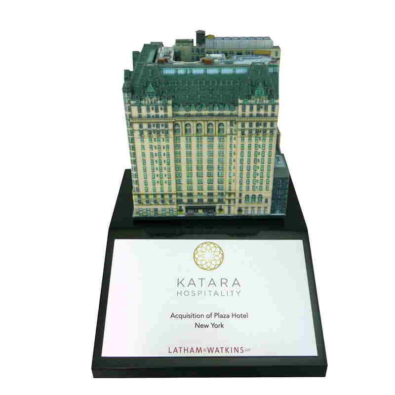 Plaza Hotel Deal Toy
