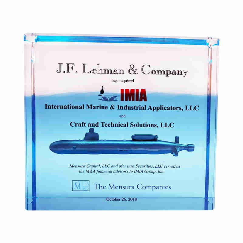Deal Toy with Pewter Submarine