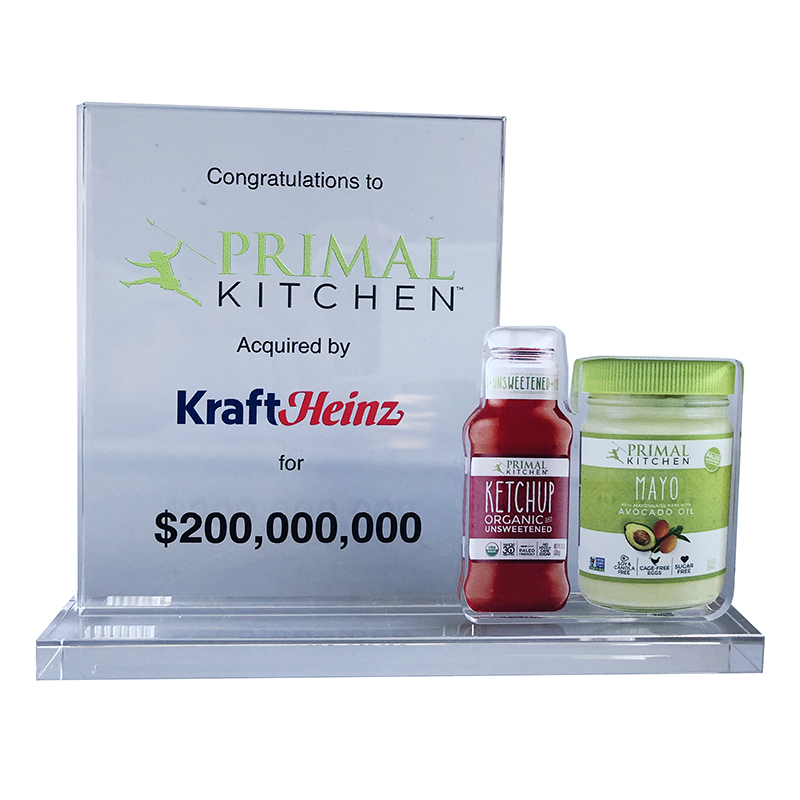 Kraft Heinz Crystal Deal Toy