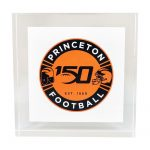 Princeton University Football 150th Anniversary Custom Lucite