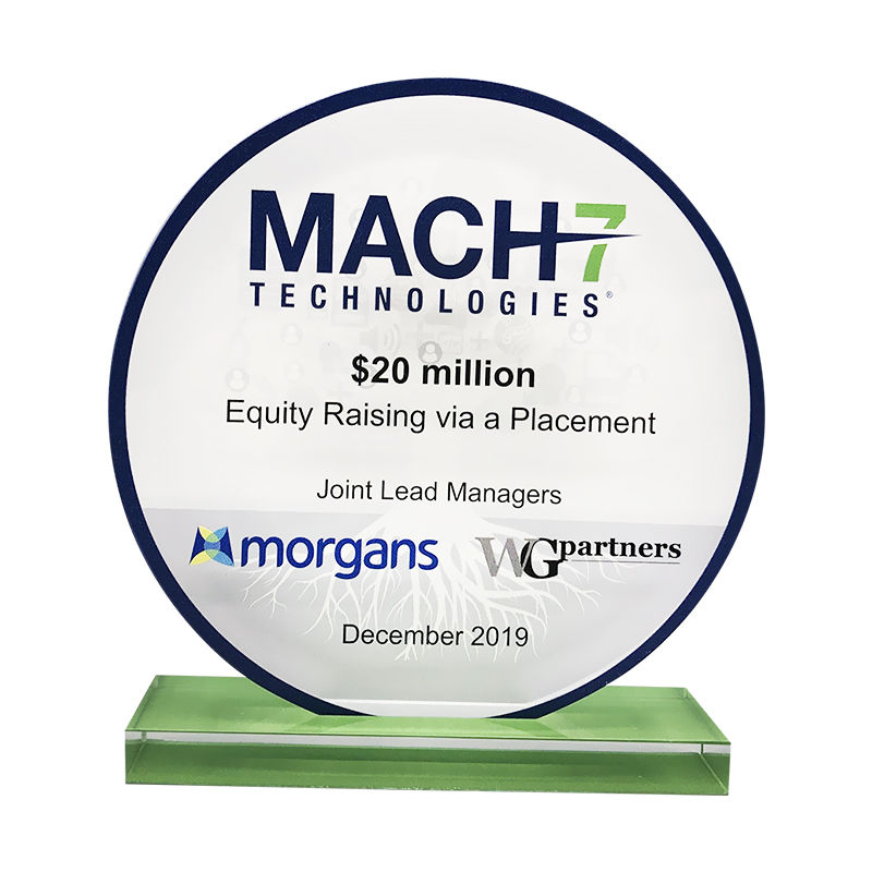 Equity Placement Deal Toy