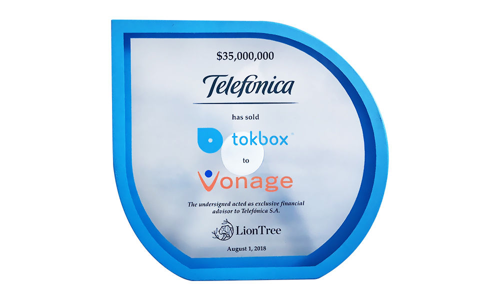 Telefonica-Vonage Deal Toys