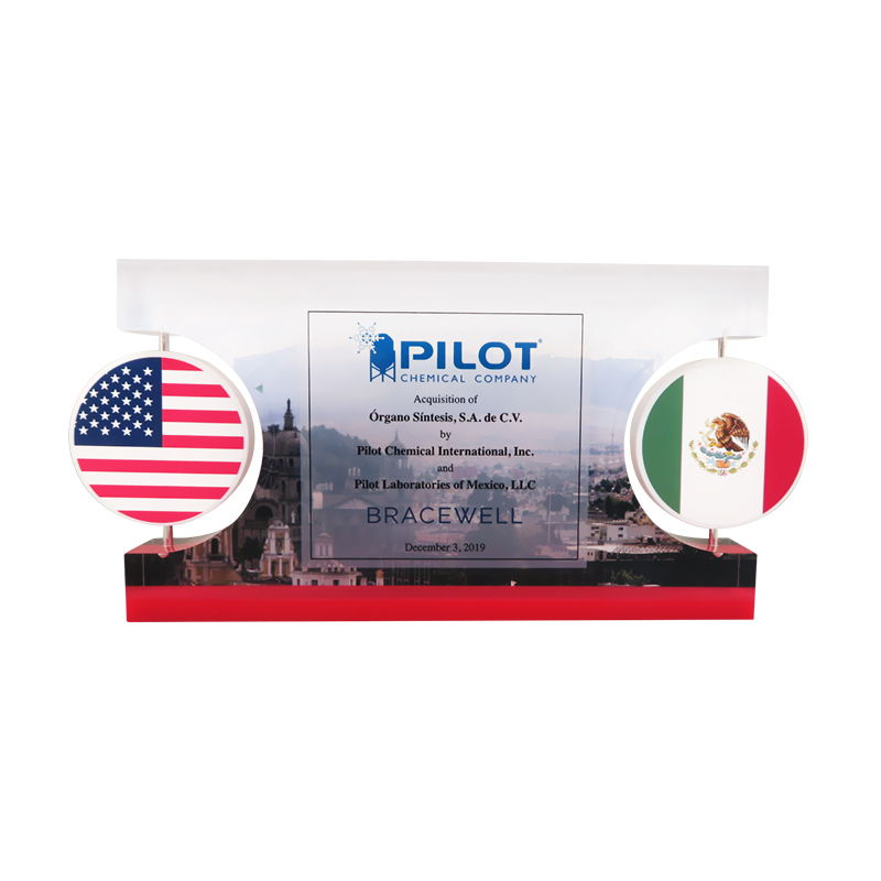 Flag-Themed Deal Toy