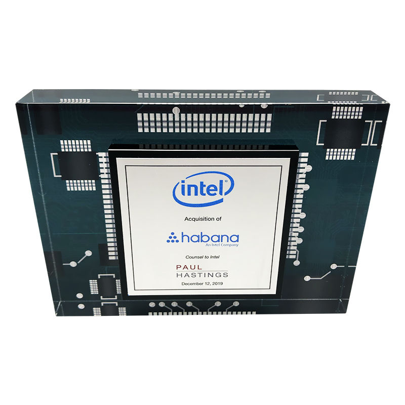 Intel-Habana Labs Deal Tombstone