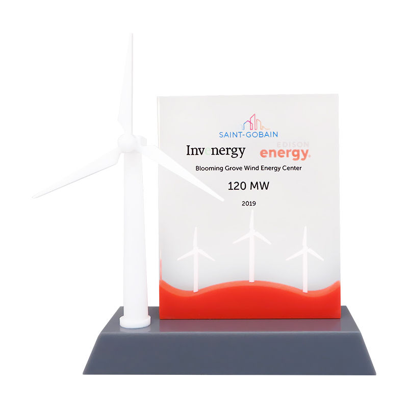 Wind Farm-Themed Deal Toy