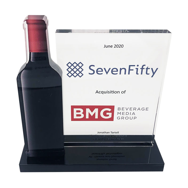Wine Bottle-Themed Deal Toy