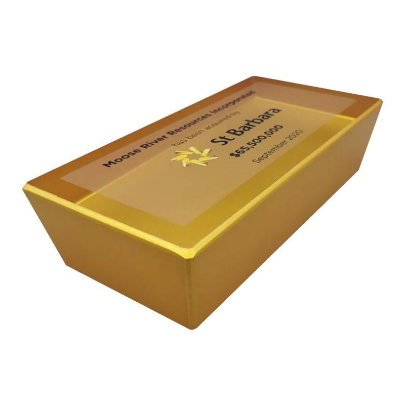 Industry-Themed Awards - image gold-bar-themed-crystal-commemorative on https://prestigecustomawards.com