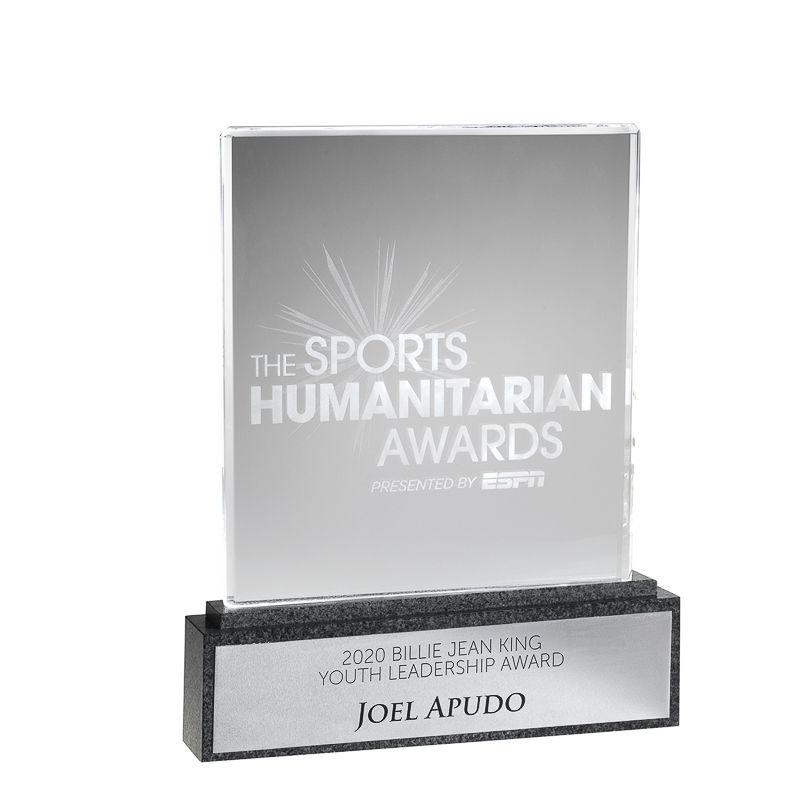 ESPN Crystal Leadership Award
