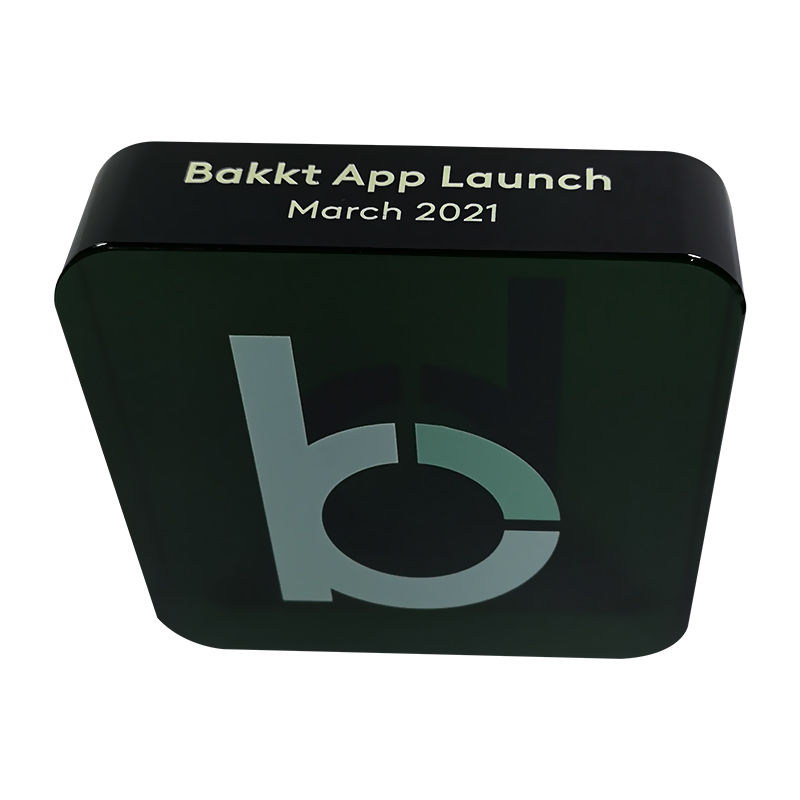 Crystal Commemorative for App Launch