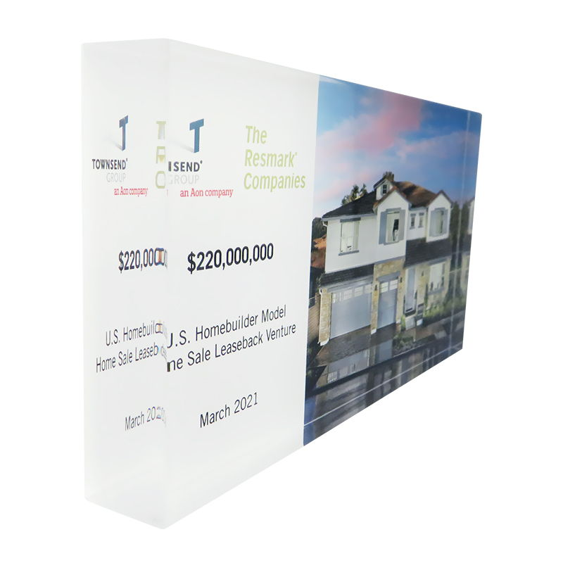 Resmark Real Estate Launch Commemorative