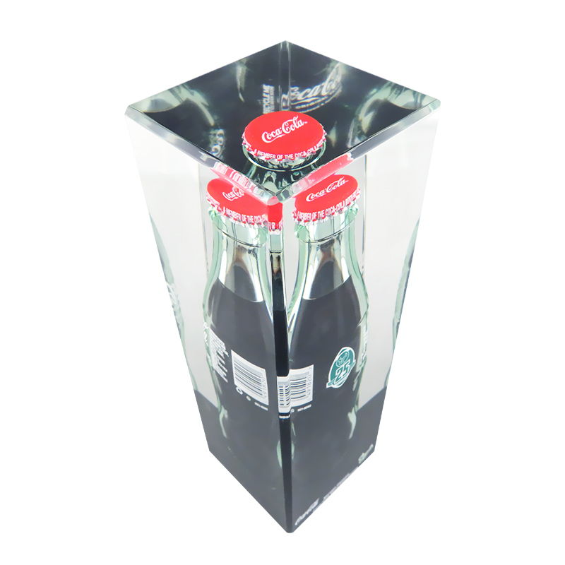 Coca-Cola Bottle Acrylic Embedment